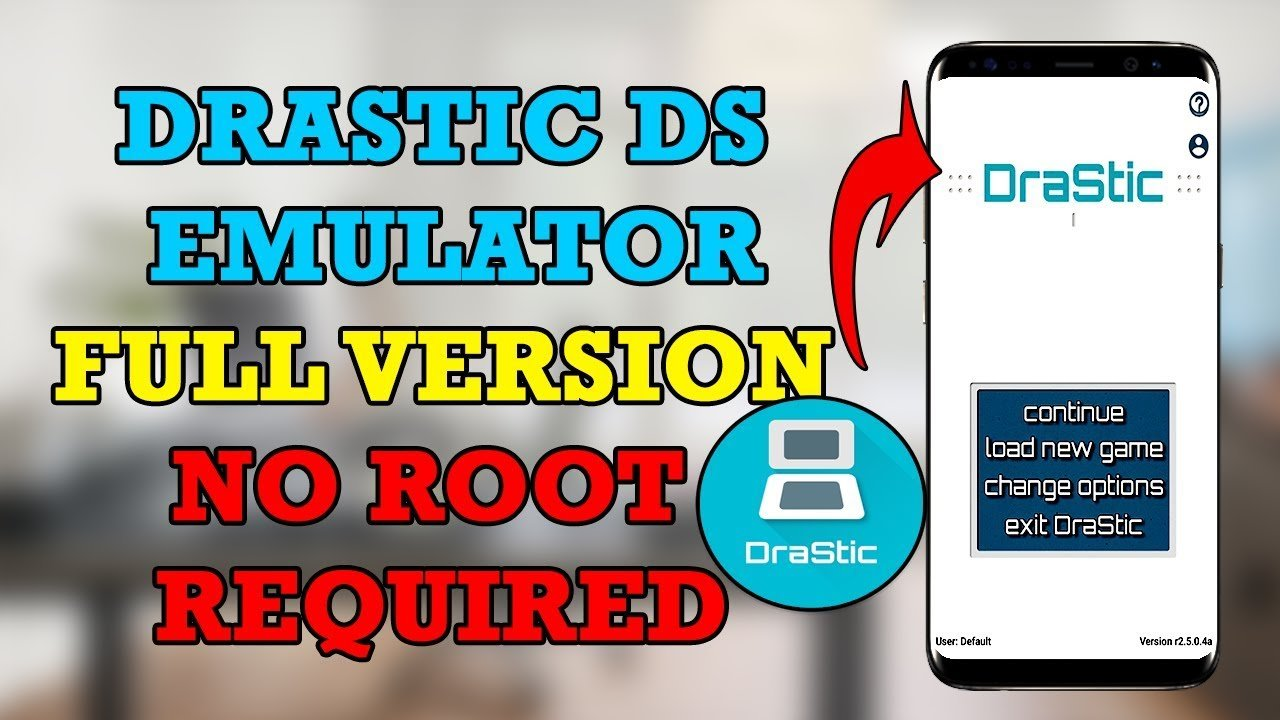 drastic ds emulator for Android