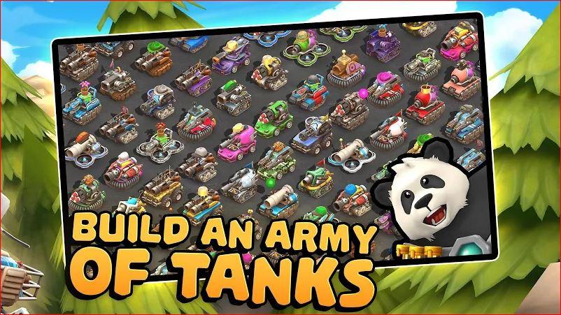 Pico Tanks