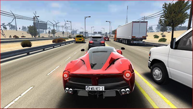Traffic Tour trò chơi
