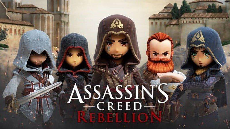 Assassin's Creed Rebellion: Adventure RPG