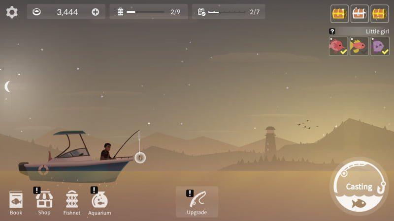 Fishing Life gameplay
