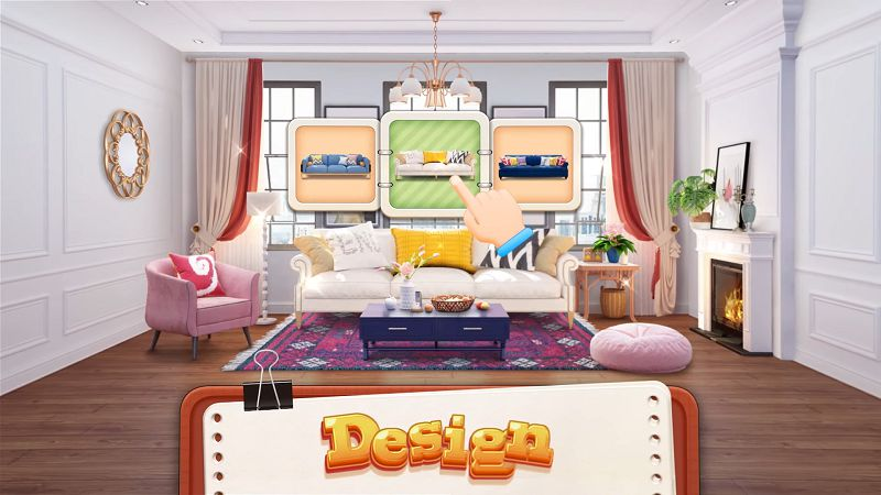 My Home - Design Dreams Gameplay