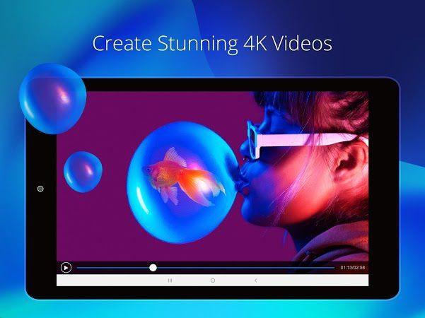 PowerDirector PRO export videos