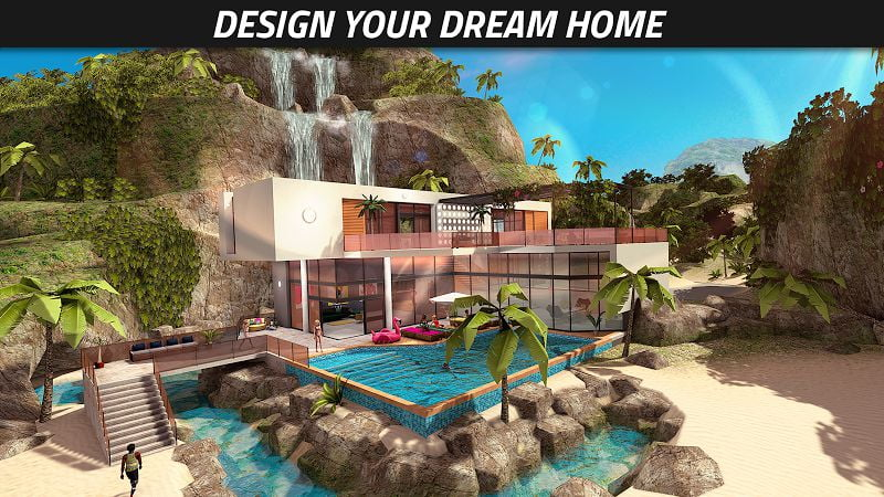Avakin Life design your home