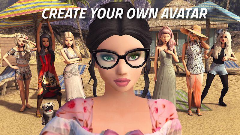 Avakin Life gameplay