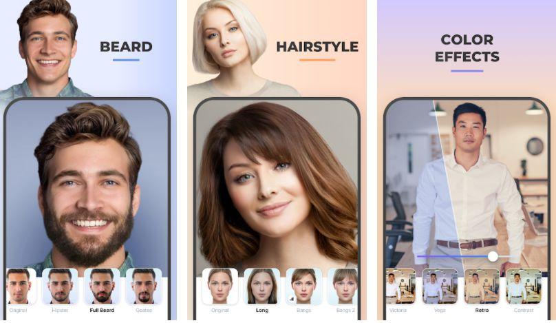 FaceApp PRO features