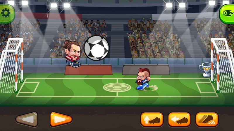 Head Ball 2 gameplay