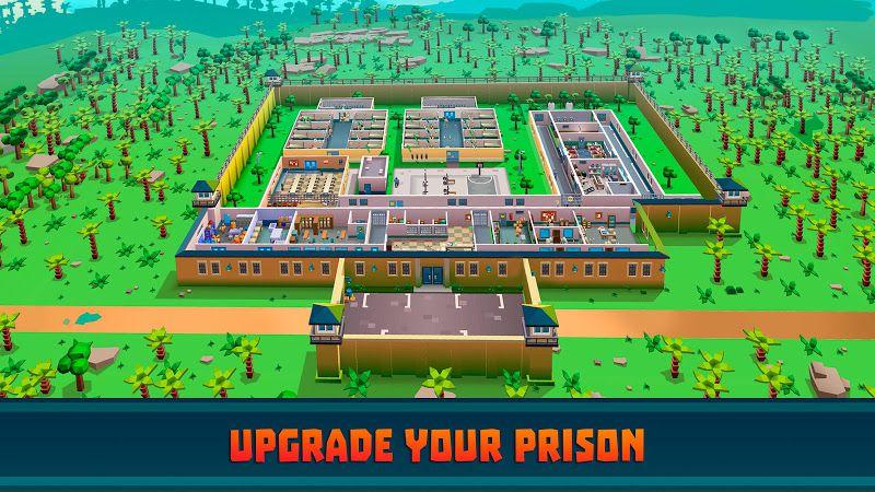 Prison Empire Tycoon upgrade the prison