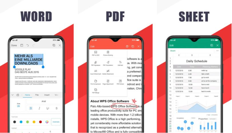 WPS Office Premium APK 13.2.1 (MOD Unlocked) Download