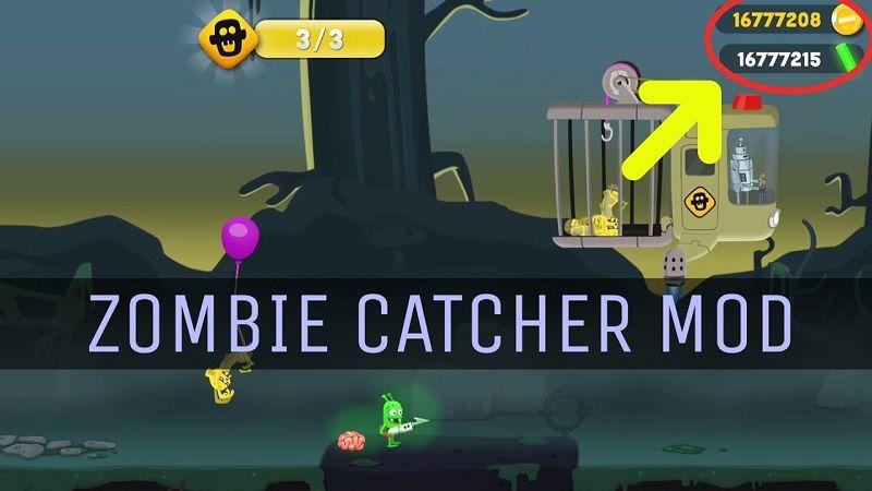 Zombie Catchers MOD