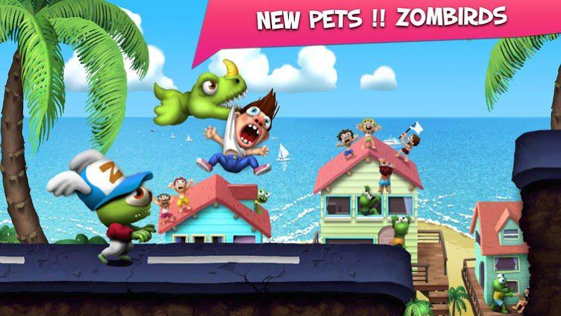Zombie Tsunami Pets