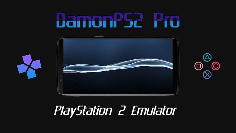 DamonPS2 PRO mod
