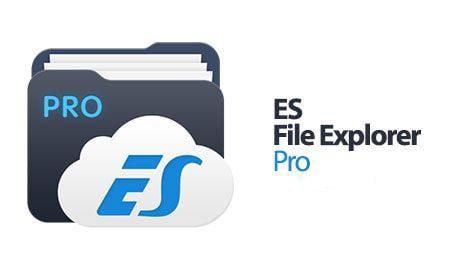 ES File Explorer PRO mod