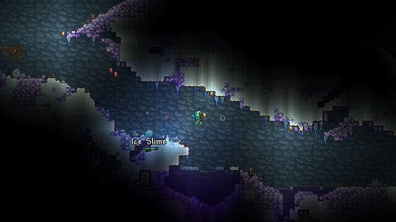 Terraria gameplay
