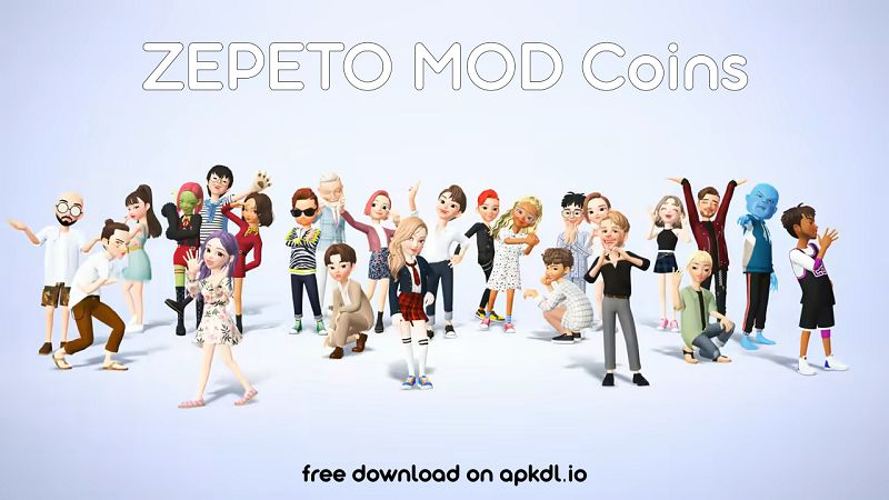 ZEPETO mod features