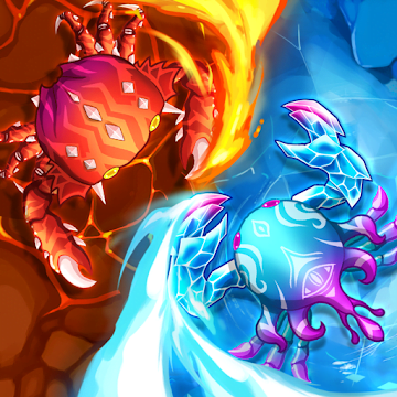 Crab War: Idle Swarm Evolution