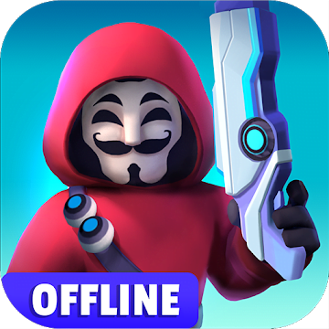 Heroes Strike Offline – MOBA & Battle Royale
