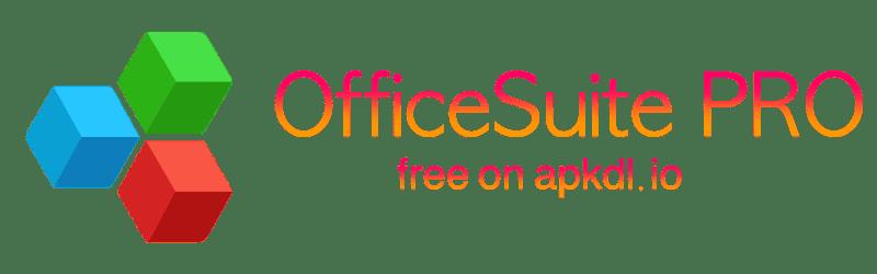 APK OfficeSuite PRO mod