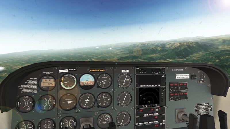 RFS - Real Flight Simulator Control