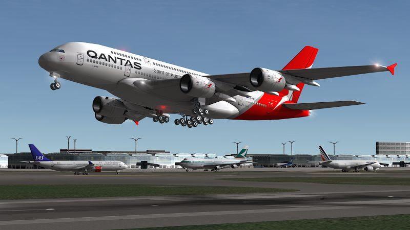 RFS - Real Flight Simulator gameplay