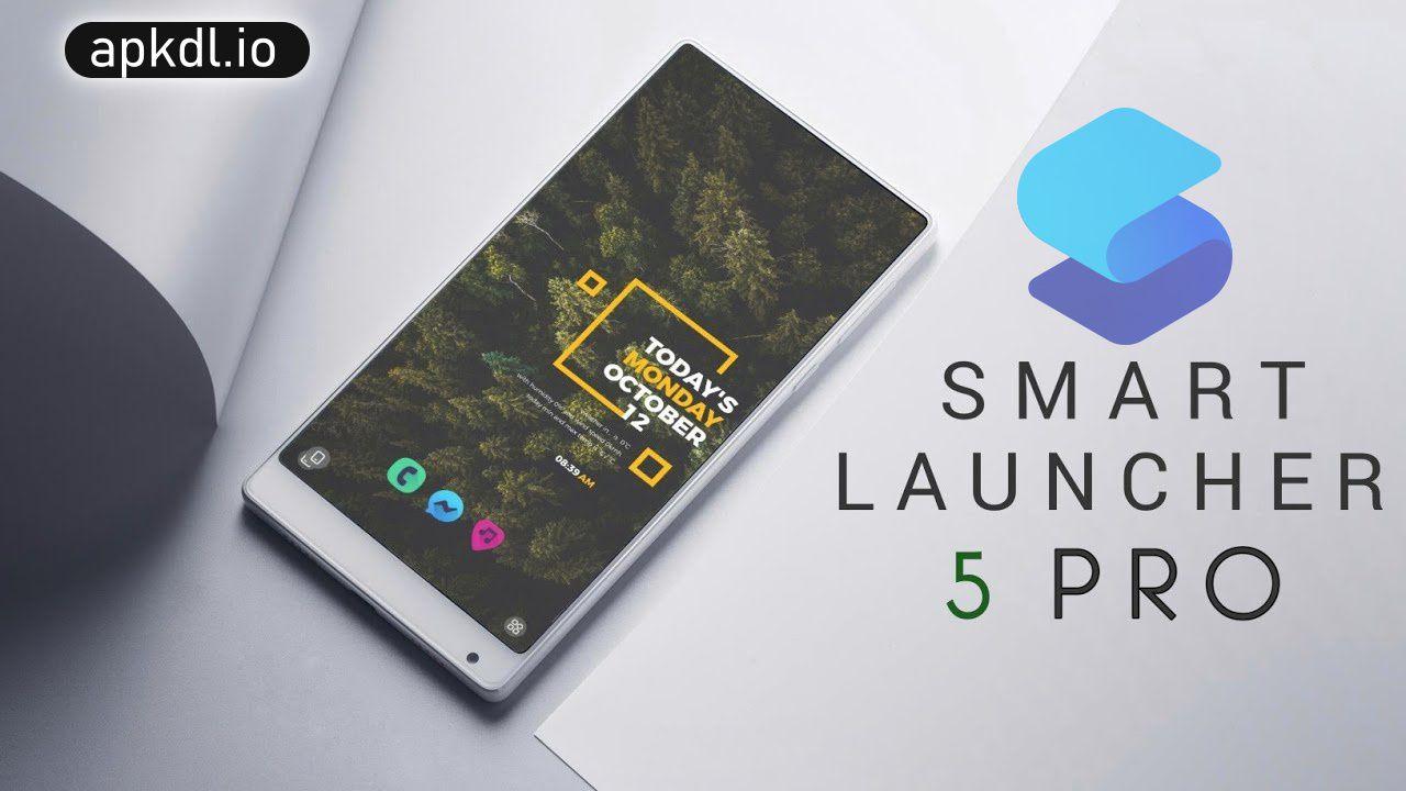 Smart Launcher 5 MOD PRO Unlocked