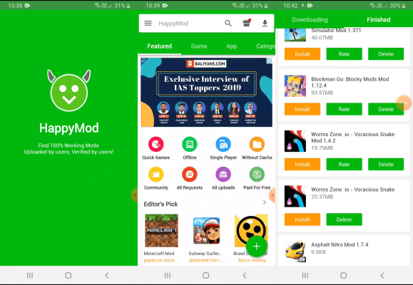 HappyMOD-APK-features